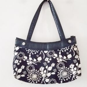 Thirty-one purse with removable skirt